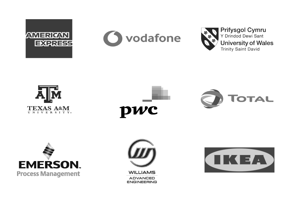 UK customer logos